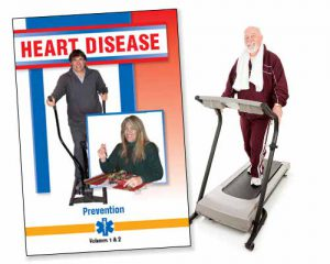 Heart Disease Prevention - Set of 2 DVDs