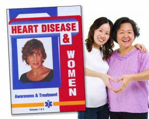 Heart Disease & Women - Set of 2 DVDs