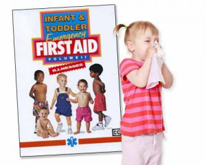 Infant & Toddlers Emergency First Aid - Illnesses