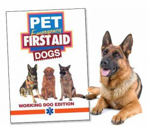 Pet Emergency First Aid: Working Dogs DVD
